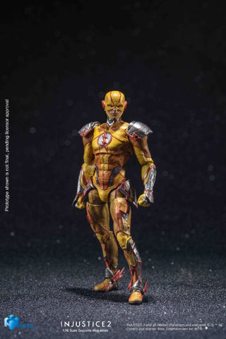 Injustice 2: Reverse-Flash 1:18 Scale 4 Inch Acton Figure