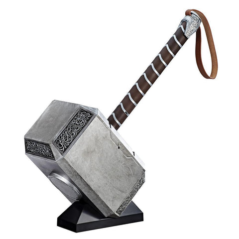 Marvel Legends Thor Mjolnir Helmet Prop Replica