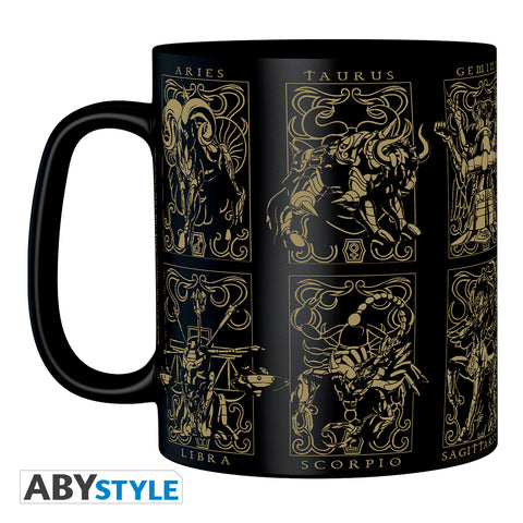 Saint Seiya - Taza Golden Saints