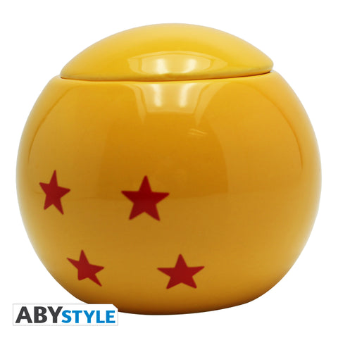 Dragon Ball Z - Juego de regalo de taza y posavasos 3D Dragon Ball