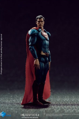 Injustice 2: Superman 1:18 Scale 4 Inch Acton Figure