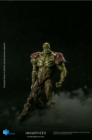 Injustice 2: Swamp Thing 1:18 Scale 4 Inch Acton Figure