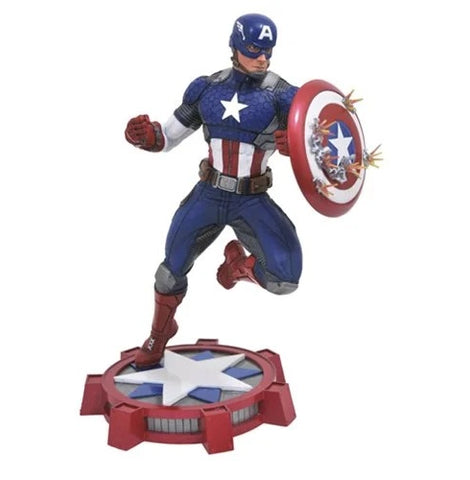 Marvel Gallery Captain America Statue