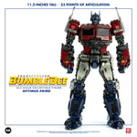 Transformers Bumblebee – DLX Optimus Prime (2nd batch)