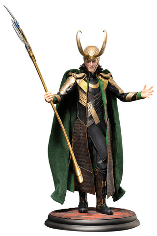 Marvel Avengers Movie Loki Artfx Statue 1/6