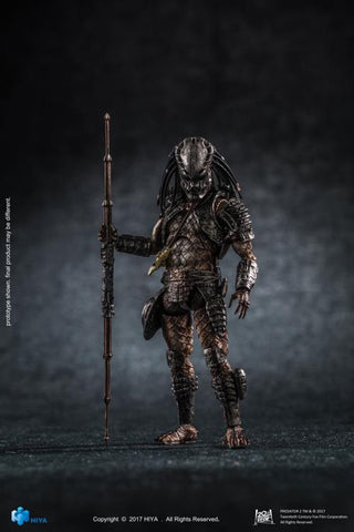 Predator 2: Guardian Predator 1:18 Scale 4 Inch Acton Figure