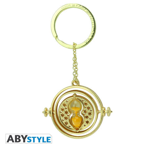 HARRY POTTER Premium 3D Keychain Time turner