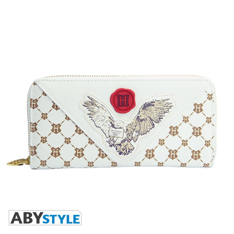 HARRY POTTER Zip Wallet Hedwig