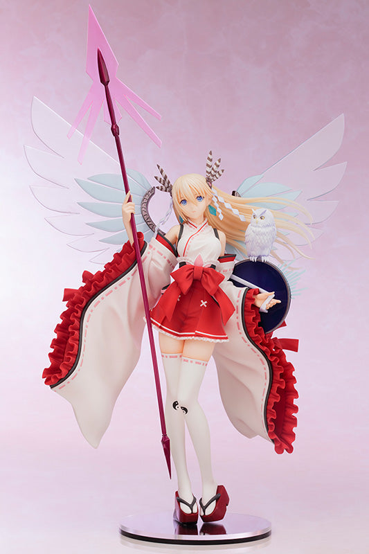 CARDFIGHT!! VANGUARD OMNISCIENCE REGALIA MINERVA ANI*STATUE