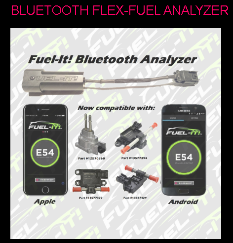 Fuel-It Bluetooth Ethanol Analyzer