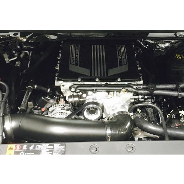 2015-2018 LT4 Truck Install parts with Supercharger