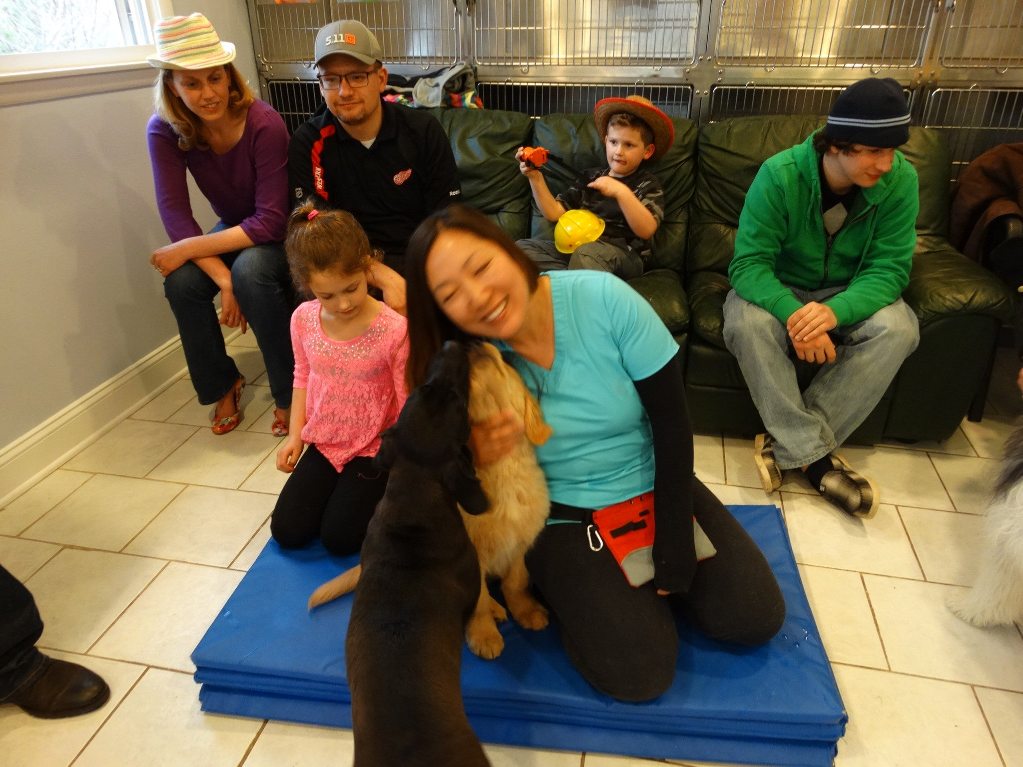 Remote Classes: Puppy Kindergarten Beginning this Wednesday, March 18, 6:30-7:30pm