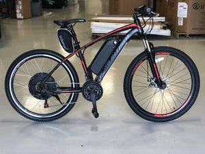 AimDroix launches electric bicycles. High performance 1000W 48V E-bikes