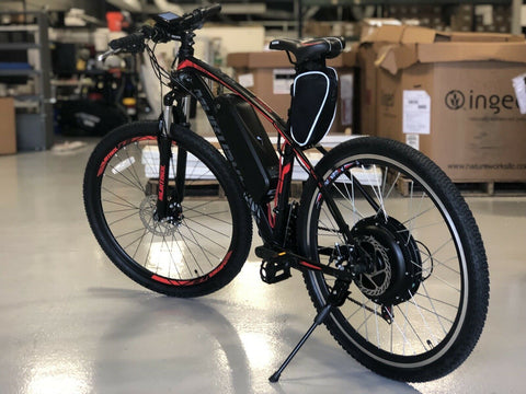 AimDroix launches electric bicycles  High performance 1000W 48V E