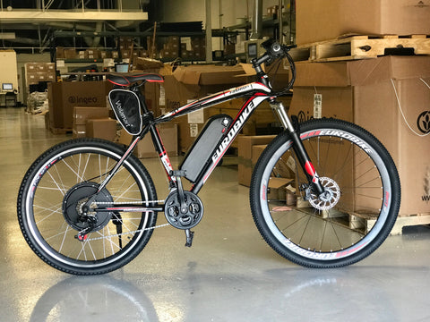 "29"" E-Bike 1000 Watts 48V AimDroix"