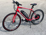 700c Hybrid E-Bike 1500 Watts 48V Schwinn by AimDroix