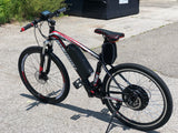 "27.5"" Mountain E-Bike 1000 Watts 48V by AimDroix"