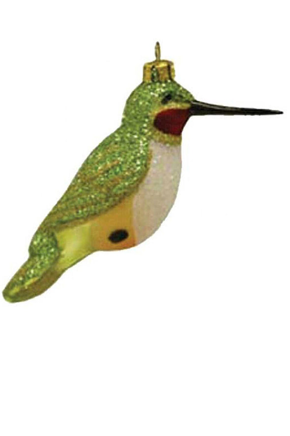 Unique Hummingbird Christmas Ornament - We Love Hummingbirds