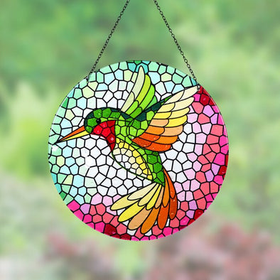 NEW Hummingbird Suncatcher