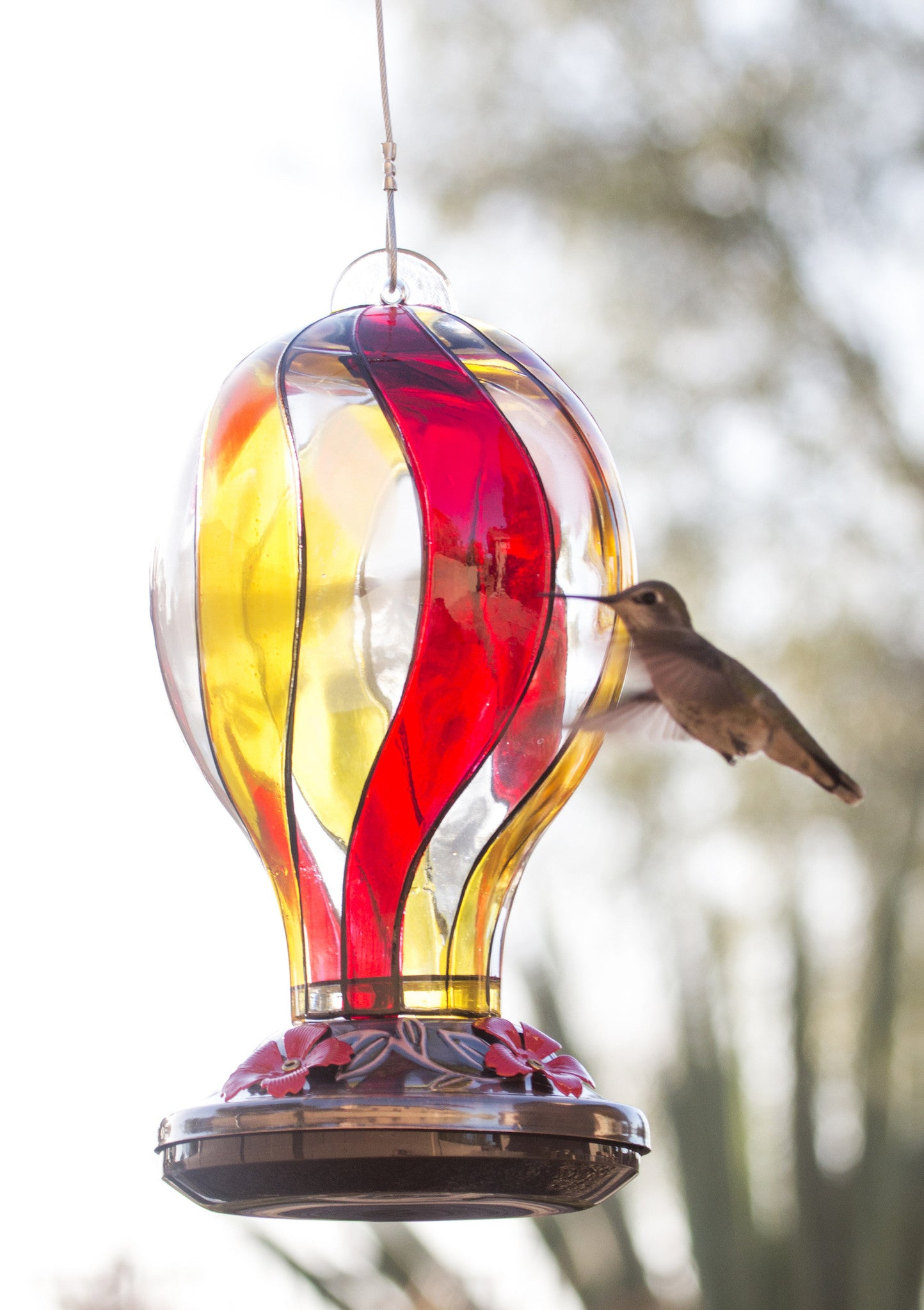 feeder for feeders vintage com sale hummingbird duncraft zoom glass
