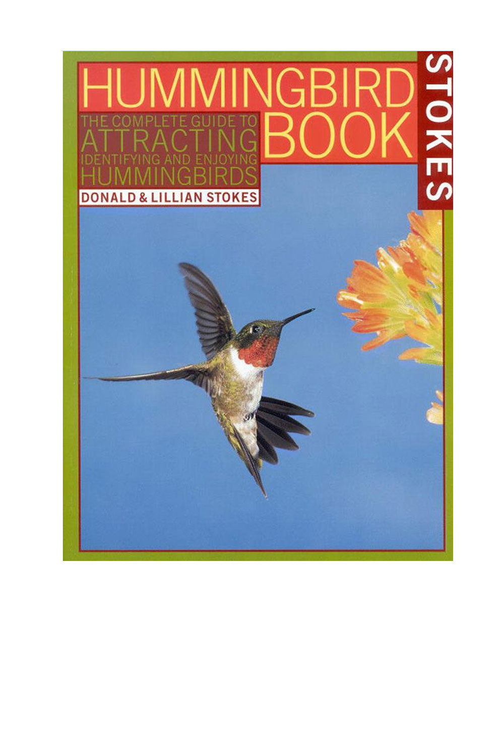 Beginners Guide to Hummingbirds Book - We Love Hummingbirds