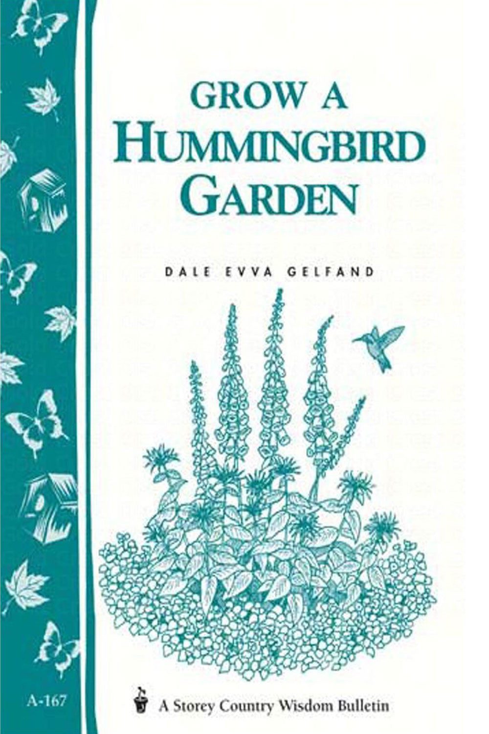 Grow A Hummingbird Garden Book - We Love Hummingbirds