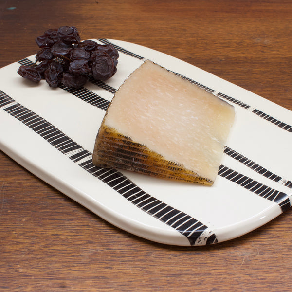 Stripey Road Organic Platter #2 - Black