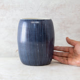 Blue Steel - Med Vase
