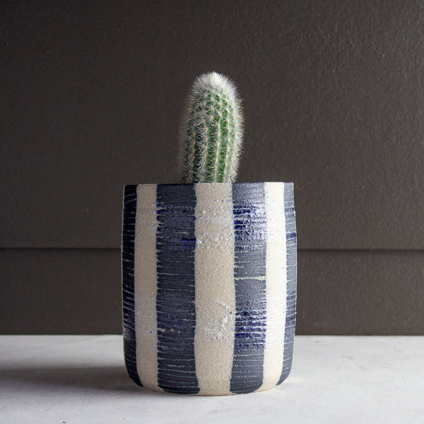 Slip Stripe Blue Steel - Vessel
