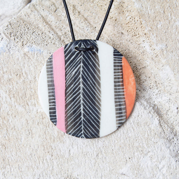 Pendant - Feather