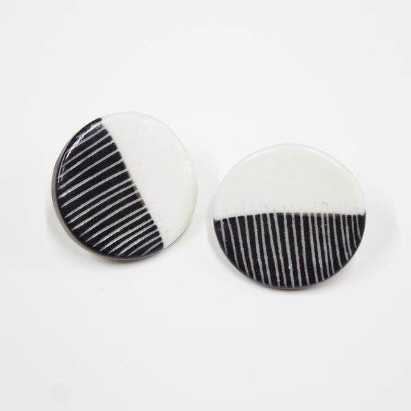 Neenish Tart Medium Studs