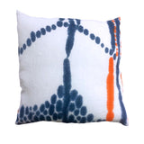 Hand Painted Linen Cushion #C001