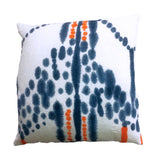 Hand Painted Linen Cushion #C004