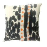 Hand Painted Linen Cushion #C007