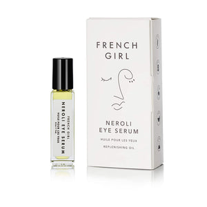 French Girl Organics Néroli Eye Serum | 10% off first order | Free express shipping and samples
