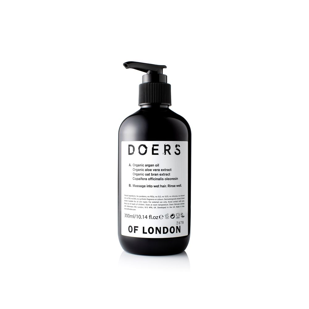 Doers of London Conditioner | 10% off first order | Free express shipping and samples
