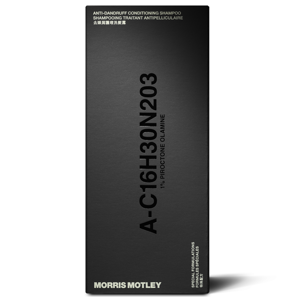 Morris Motley Anti-dandruff Conditioning Shampoo at DeckOut Singapore