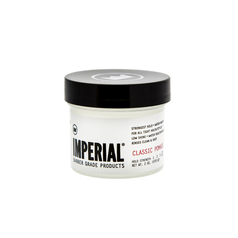 Imperial Barber Classic Pomade | 10% off first order | Free express shipping and samples