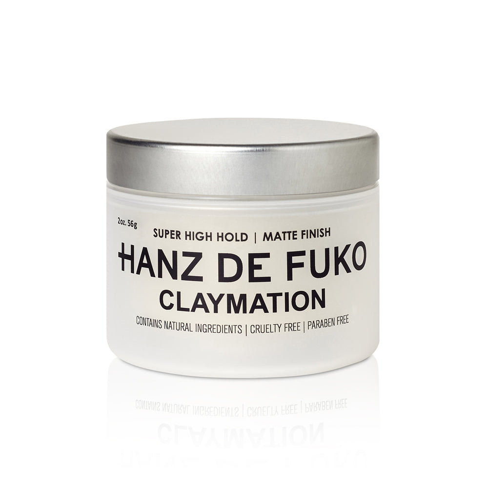 Hanz de Fuko Claymation | 10% off first order | Free express shipping and samples