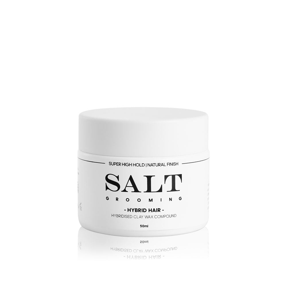 Salt Grooming Hybrid Hair