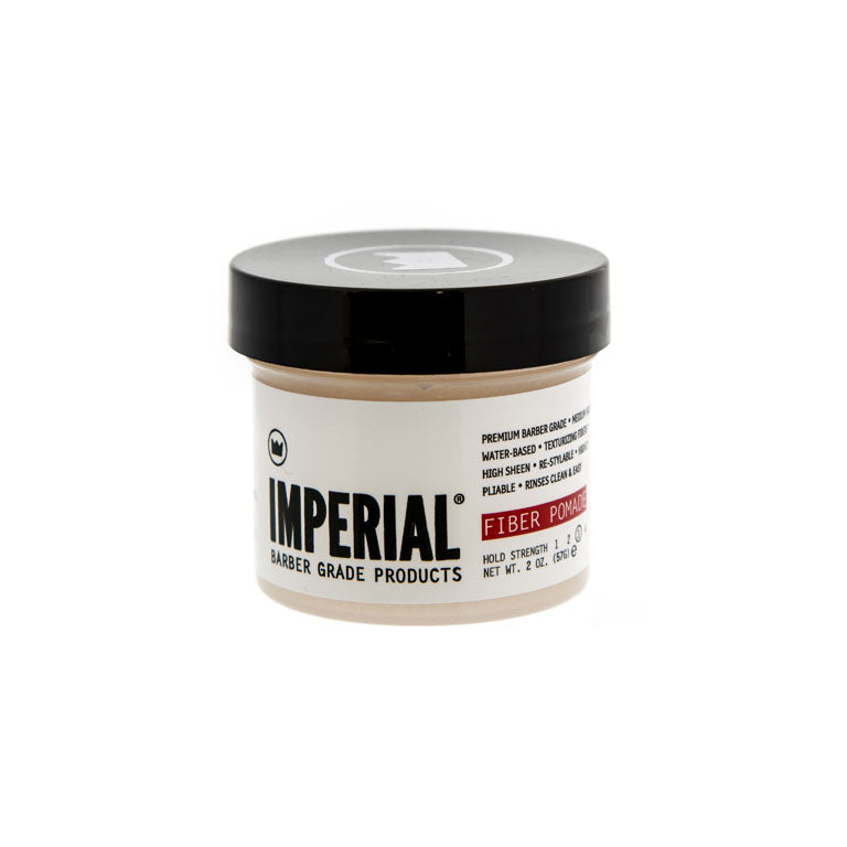 Load image into Gallery viewer, Imperial Barber Fiber Pomade - DeckOut