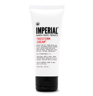 Imperial Barber Freeform Cream | 10% off first order | Free express shipping and samples