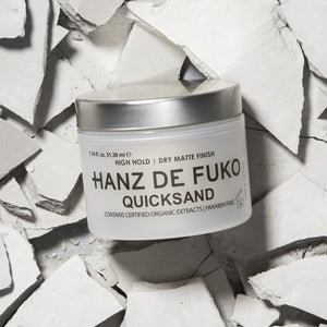 Hanz de Fuko Quicksand | 10% off first order | Free express shipping and samples