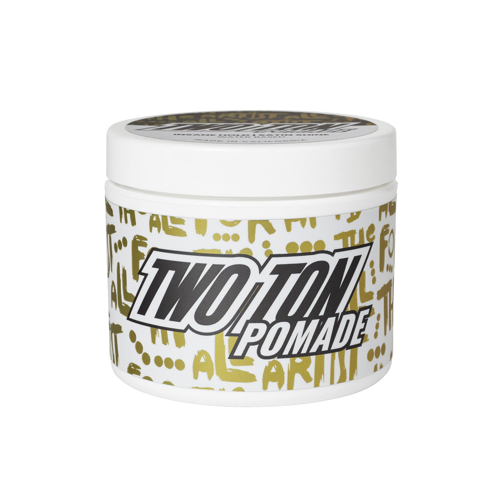 Hanz de Fuko Two Ton Pomade | 10% off first order | Free express shipping and samples