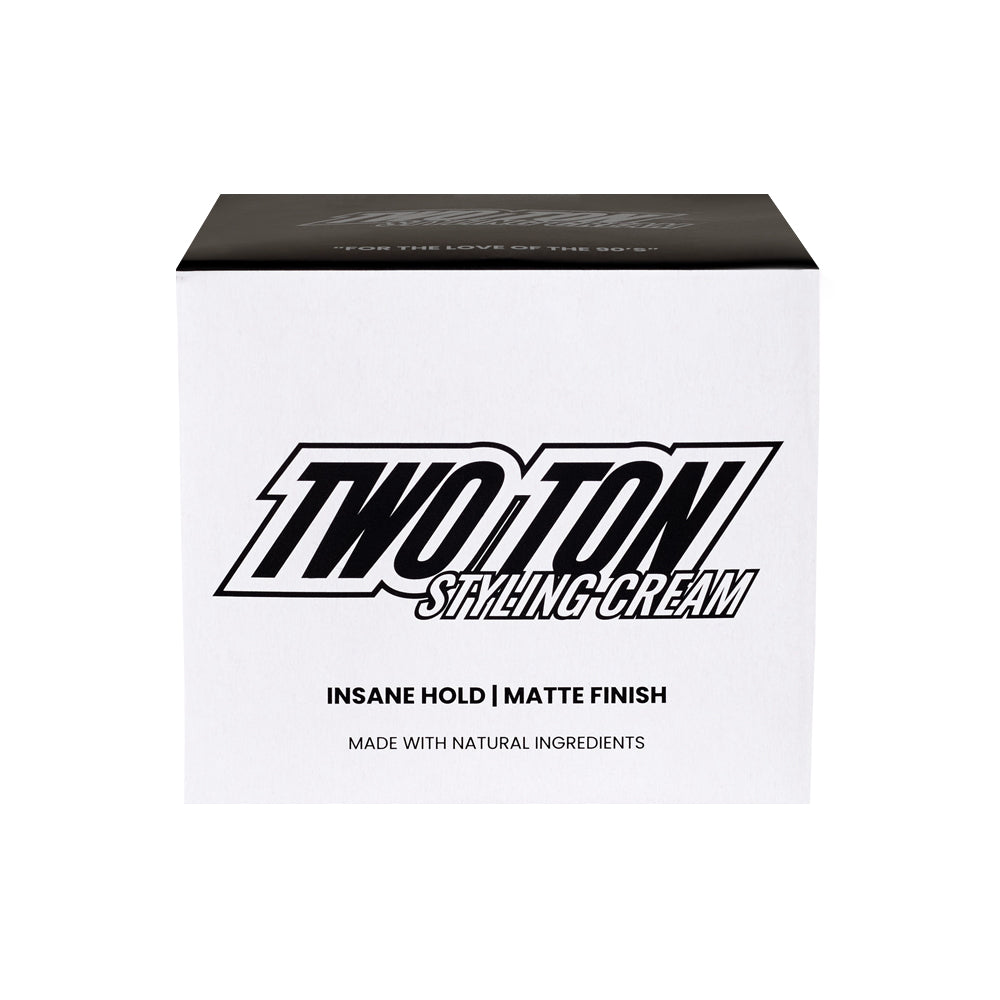 Hanz de Fuko Two Ton Styling Cream | 10% off first order | Free express shipping and samples
