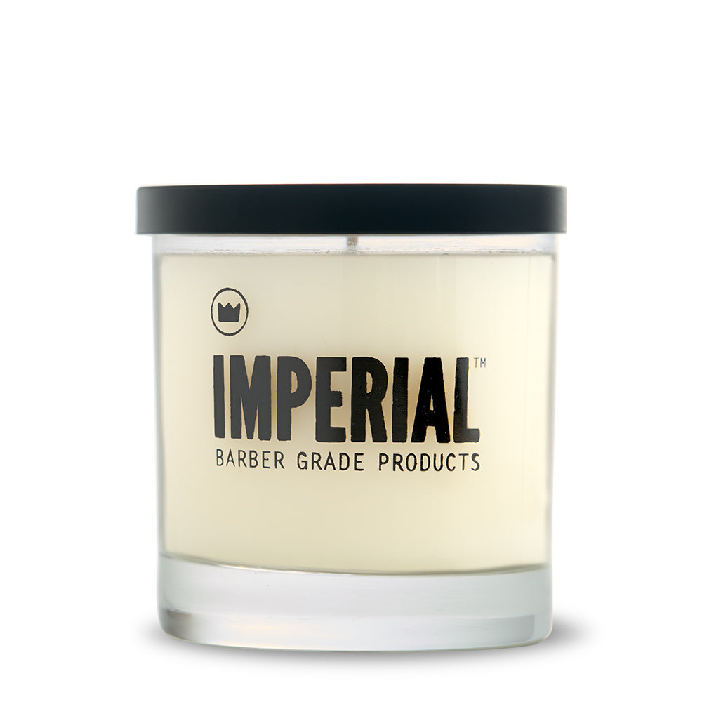 Imperial Barber Scented Candle