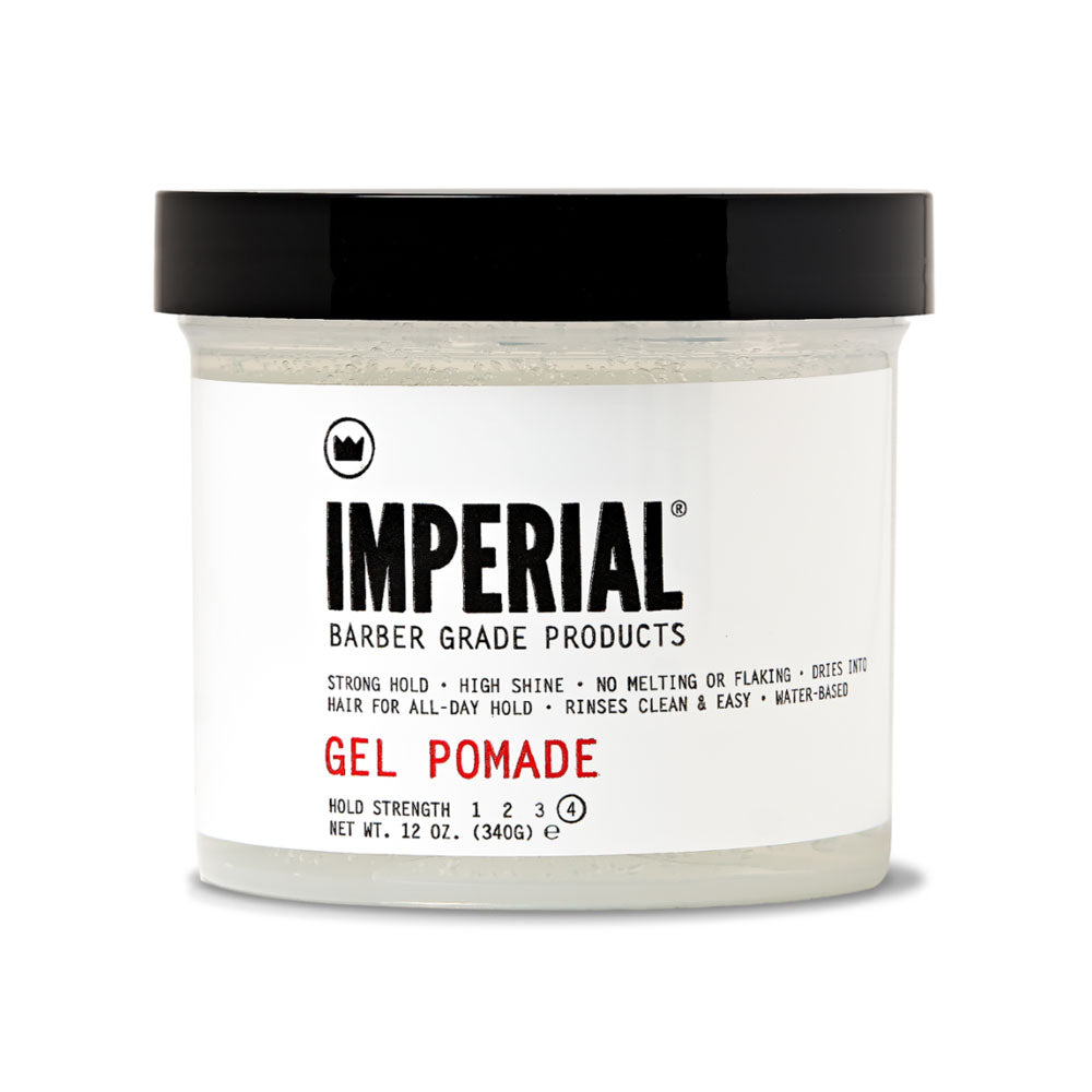 Imperial Barber Gel Pomade | 10% off first order | Free express shipping and samples