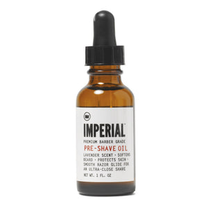 Imperial Barber Pre-Shave Oil & Beard Conditioner | 10% off first order | Free express shipping and samples