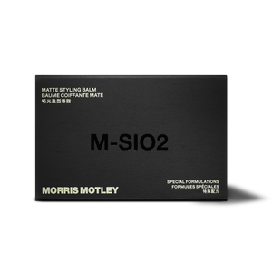 Morris Motley Matte Styling Balm | 10% off first order | Free express shipping and samples