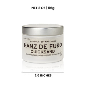Load image into Gallery viewer, Hanz de Fuko Quicksand | 10% off first order | Free express shipping and samples